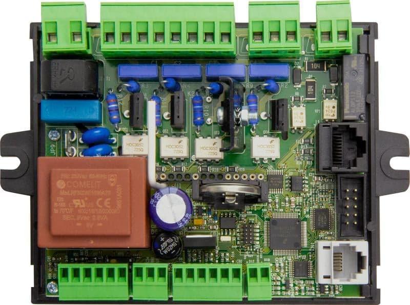 Placa electronica centrale si termoseminee pe peleti Fornello Royal, King, Primo, Fiamma imagine fornello.ro