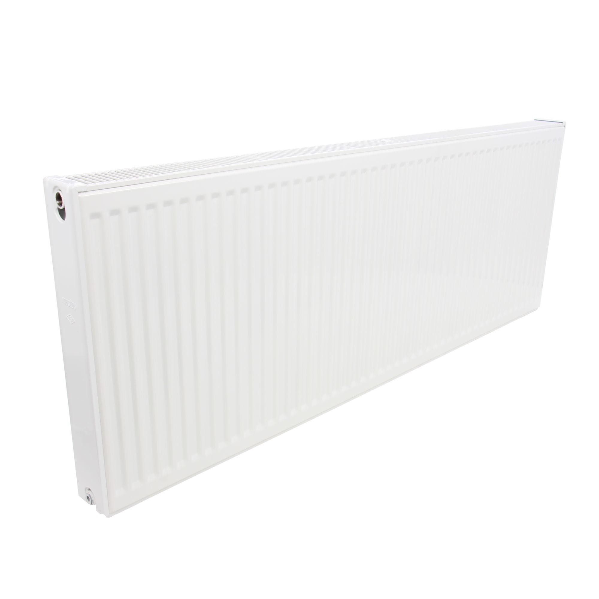 Radiator (calorifer) otel VIGO 22, 600 x 1600 mm, accesorii incluse imagine fornello.ro