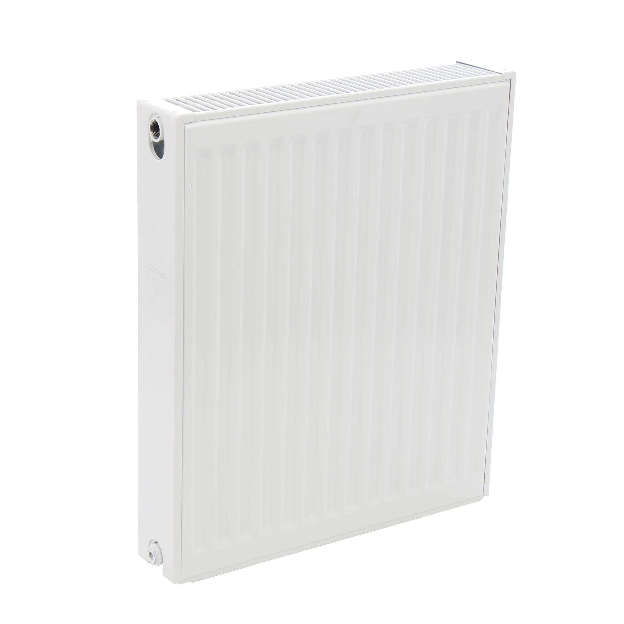 Radiator (calorifer) otel VIGO 22, 600 x 400 mm, accesorii incluse imagine fornello.ro