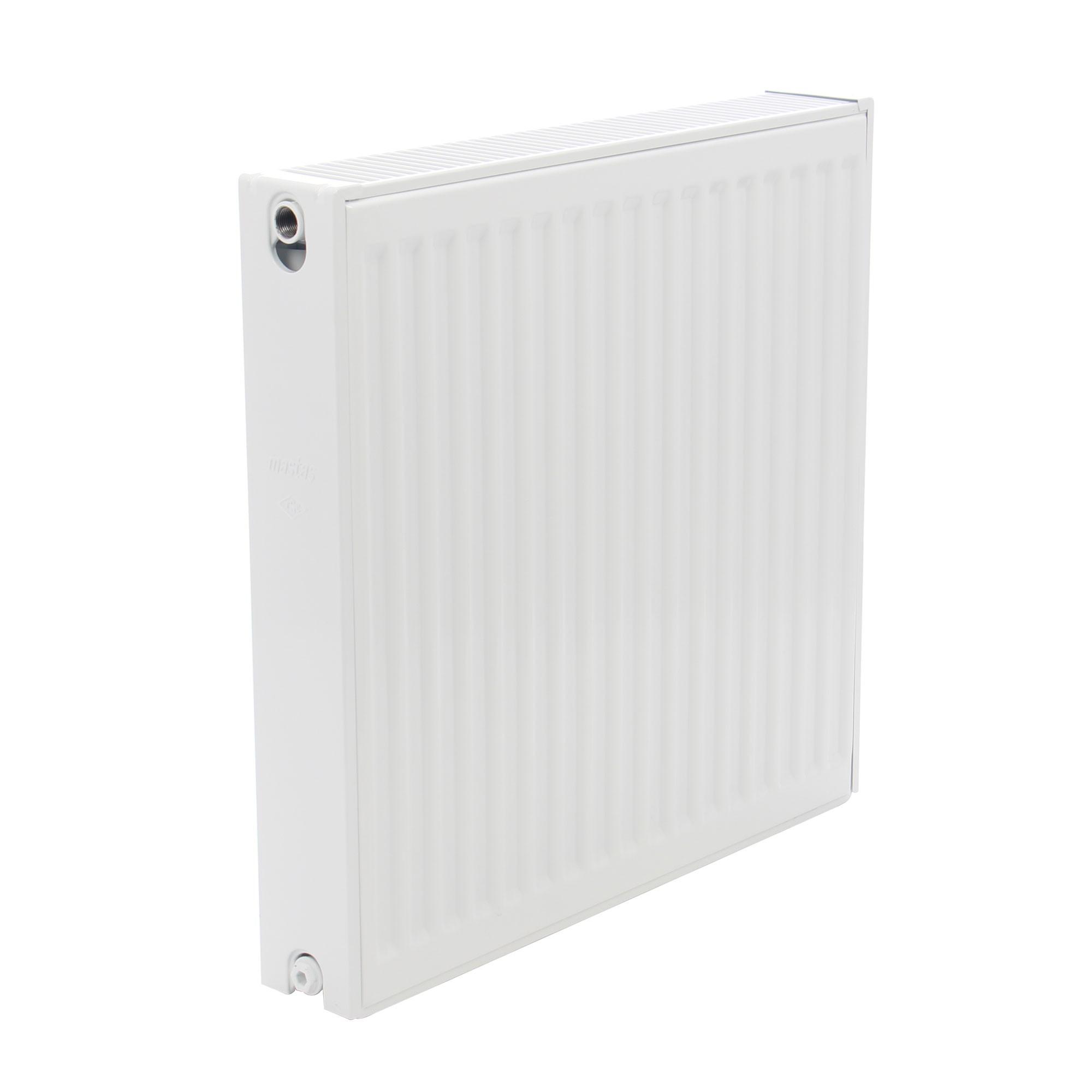 Radiator (calorifer) otel VIGO 22, 600 x 600 mm, accesorii incluse imagine fornello.ro