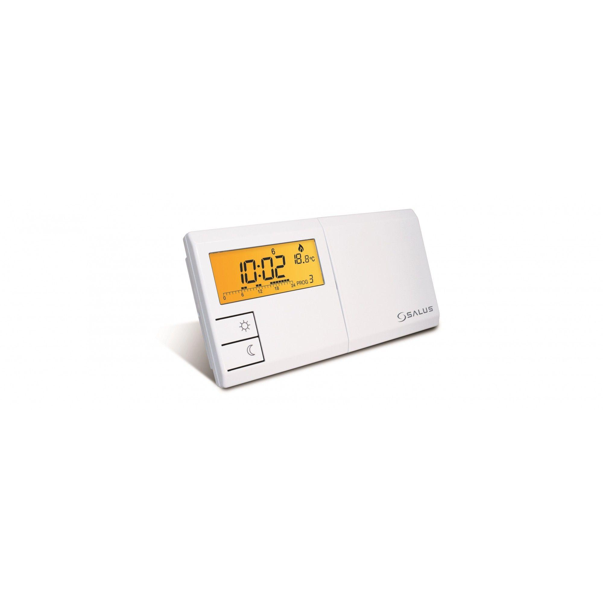 Termostat ambiental programabil cu fir Salus 091FL imagine fornello.ro