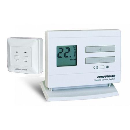 Termostat de ambient Computherm Q3 RF, comanda wireless, neprogramabil imagine fornello.ro