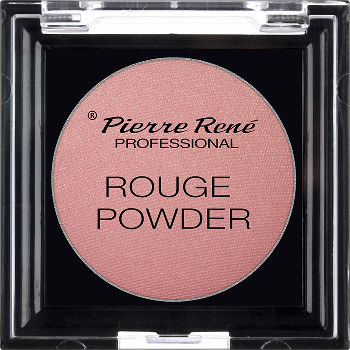 Fard De Obraji (Blush ) - Rouge Powder Pink Fog Nr.02
