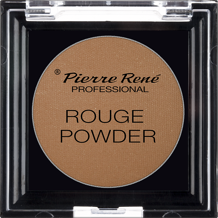 Fard De Obraji (Blush ) - Rouge Powder Shiny Brown Nr.05
