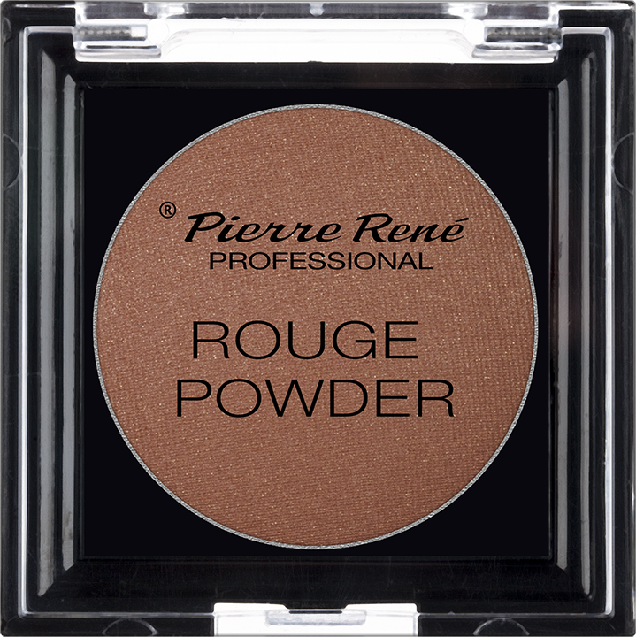 Fard De Obraji (Blush ) - Rouge Powder Woody Light Nr.06
