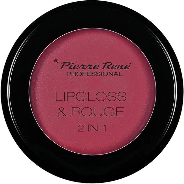 Gloss & Blush - Lipgloss & Rouge 2 In 1 Moulin Rouge Windmill Nr.04