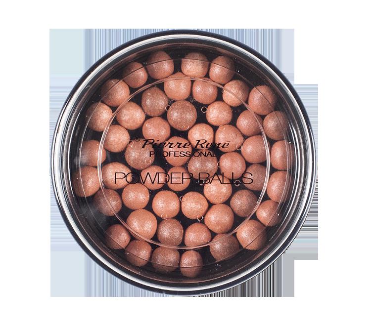 Pudra Tip Perle- Powder Balls Beige Nr.04
