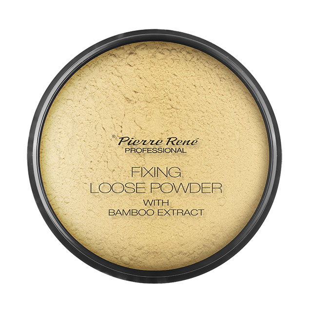 Pudra Pulbere Fixatoare Cu Bambus - Loose Powder Bamboo Extract