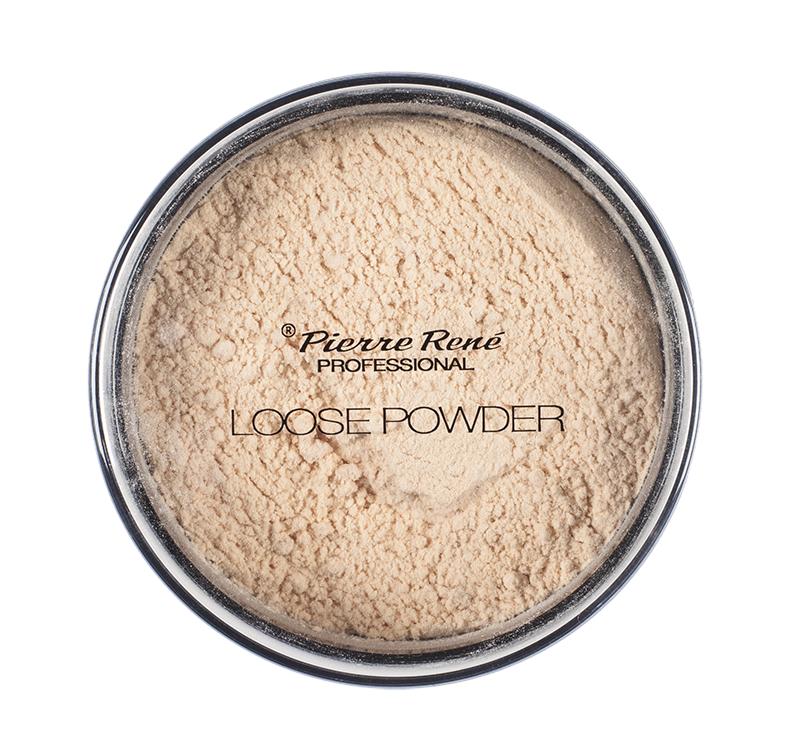 Pudra Pulbere Universala – Loose Powder Transparent Nr.03