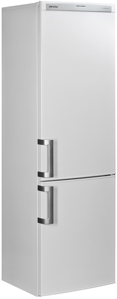 Combina frigorifica Arctic AK3862+, 360 Litri, Clasa A+