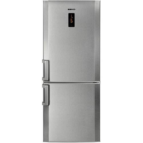 Combina frigorifica Beko DBKEN326XI+, 320 Litri, A+