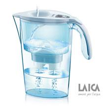 Cana filtranta de apa Laica Stream White, 2,3 litri laicashop.ro 2021
