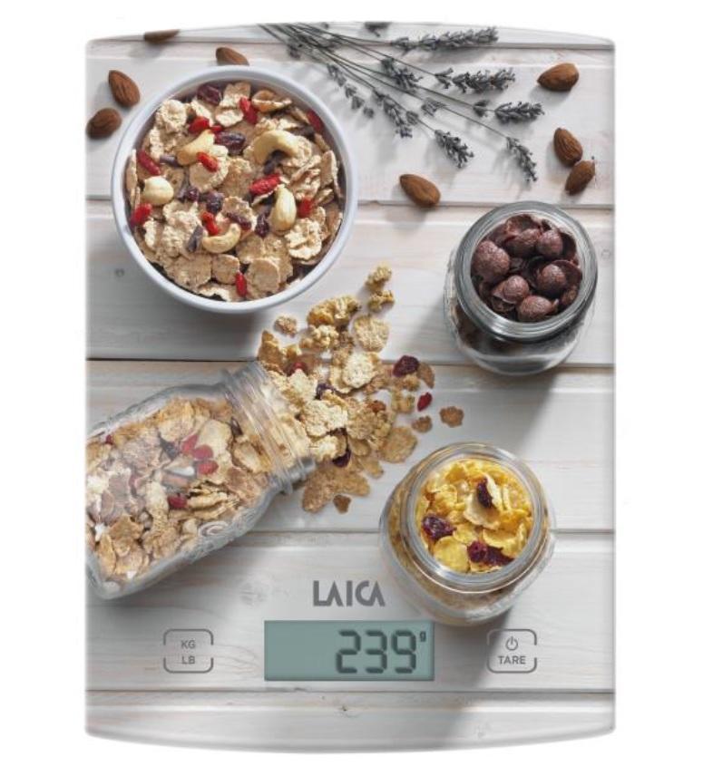 Cantar electronic de bucatarie Laica KS1034, 5 kg laicashop.ro 2021