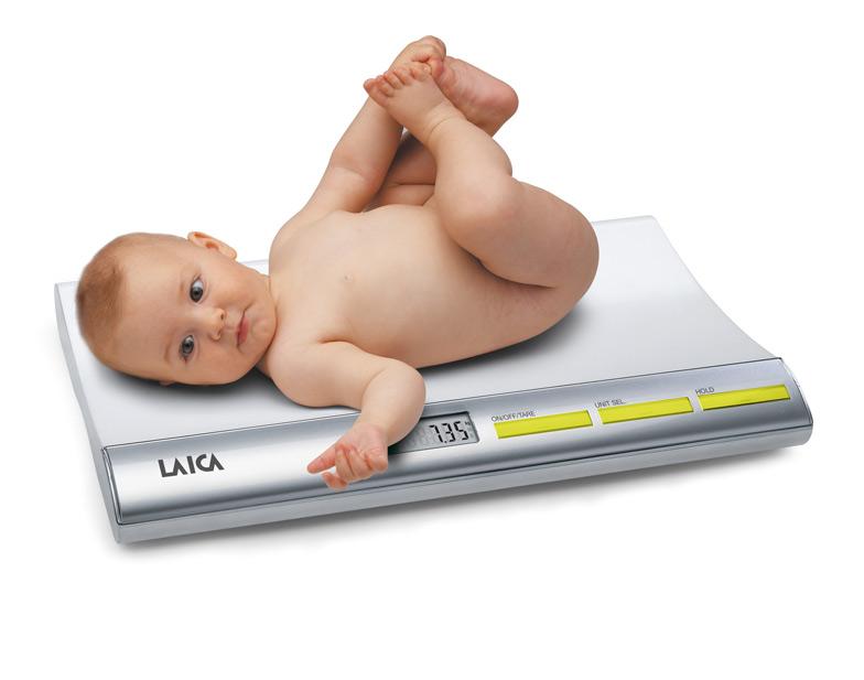 Cantar pentru bebelusi Laica PS3001 laicashop.ro 2021