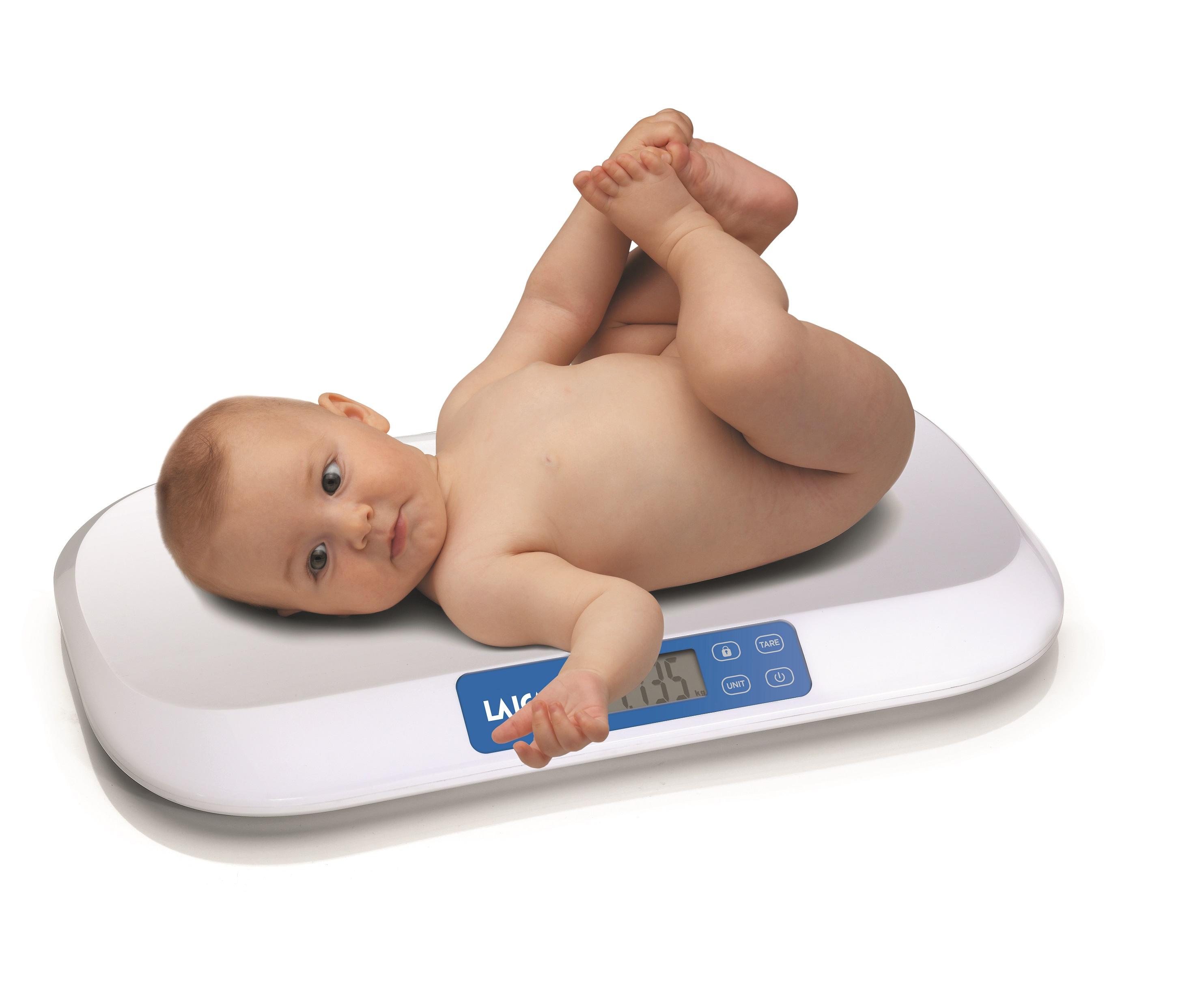 Cantar Smart pentru bebelusi Laica PS7030 laicashop.ro 2021
