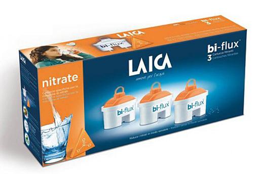 Cartuse filtrante Laica Bi-Flux Nitrate laicashop.ro 2021