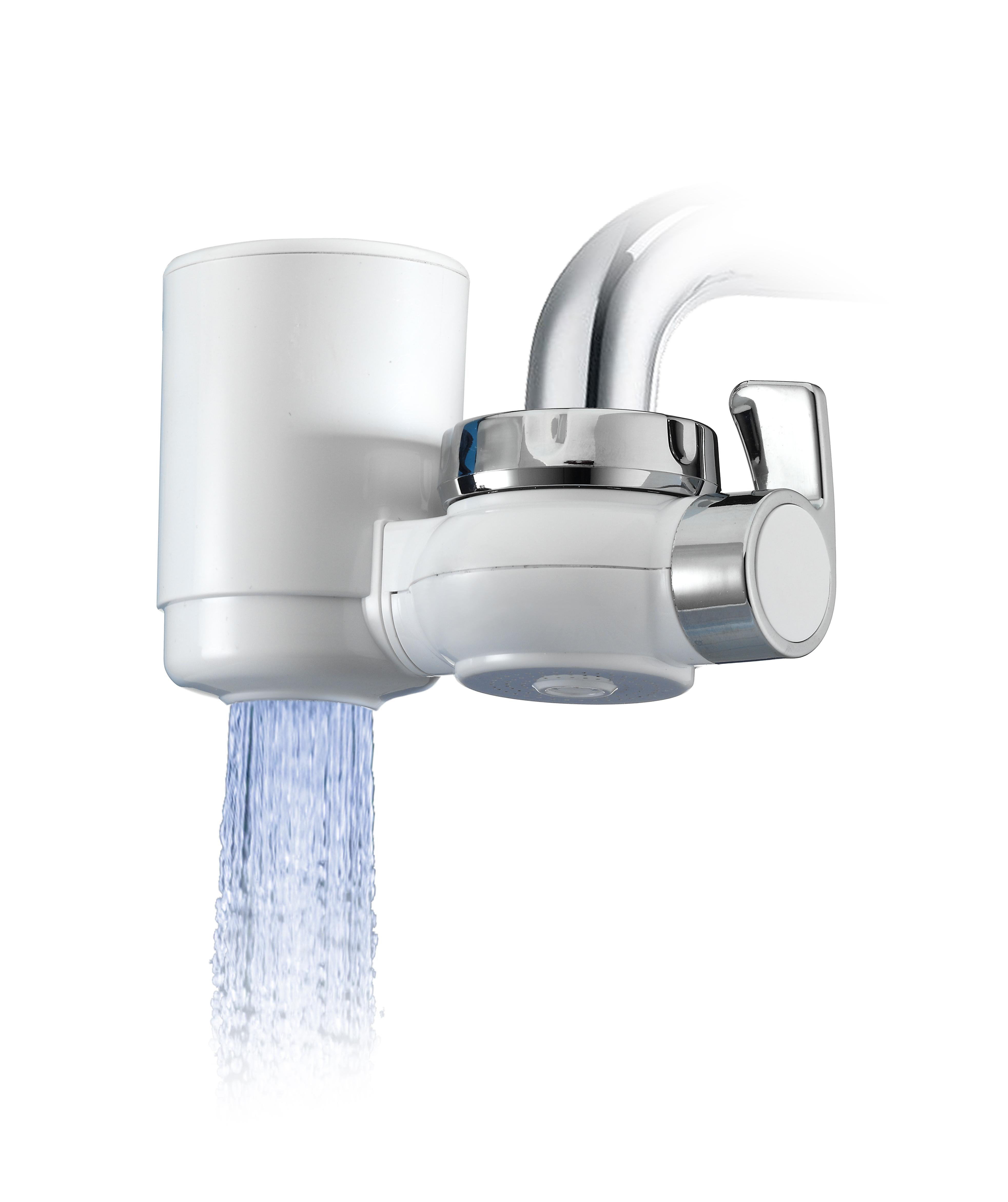 Filtru de apa cu fixare pe robinet Laica Genova HydroSmart laicashop.ro 2021