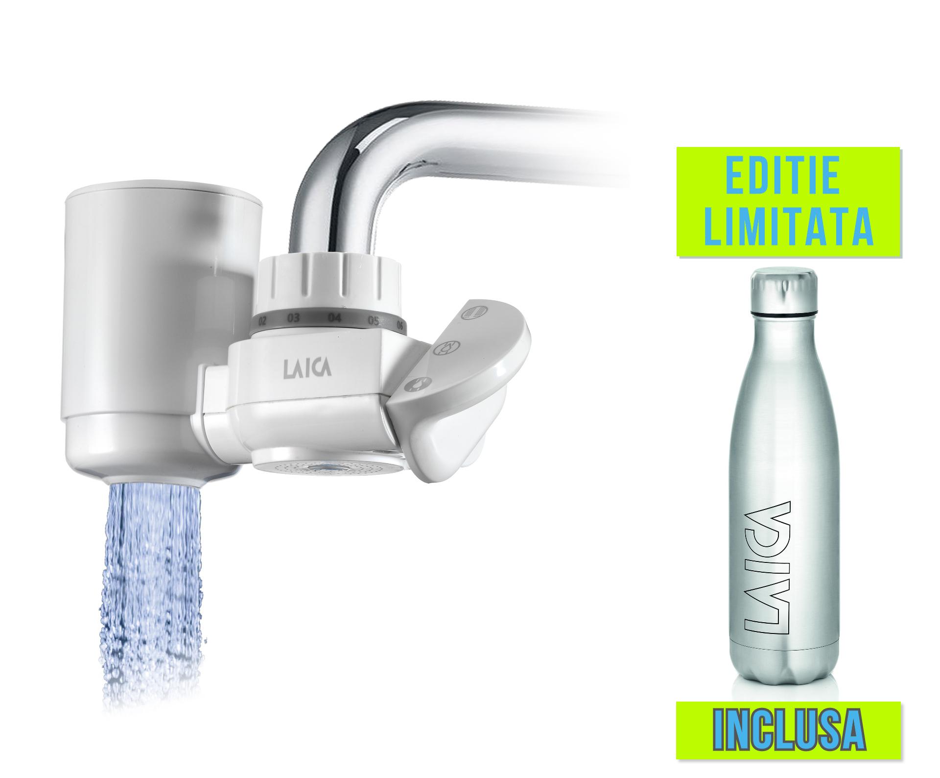 NOU: Filtru de apa cu fixare pe robinet Laica Venezia HydroSmart laicashop.ro 2021
