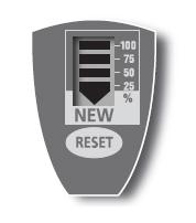 Indicator electronic pentru Laica Stream Colors si Prime Line laicashop.ro 2021