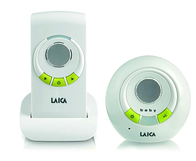 Sistem de monitorizare bebelusi audio Laica BC2002 laicashop.ro 2021