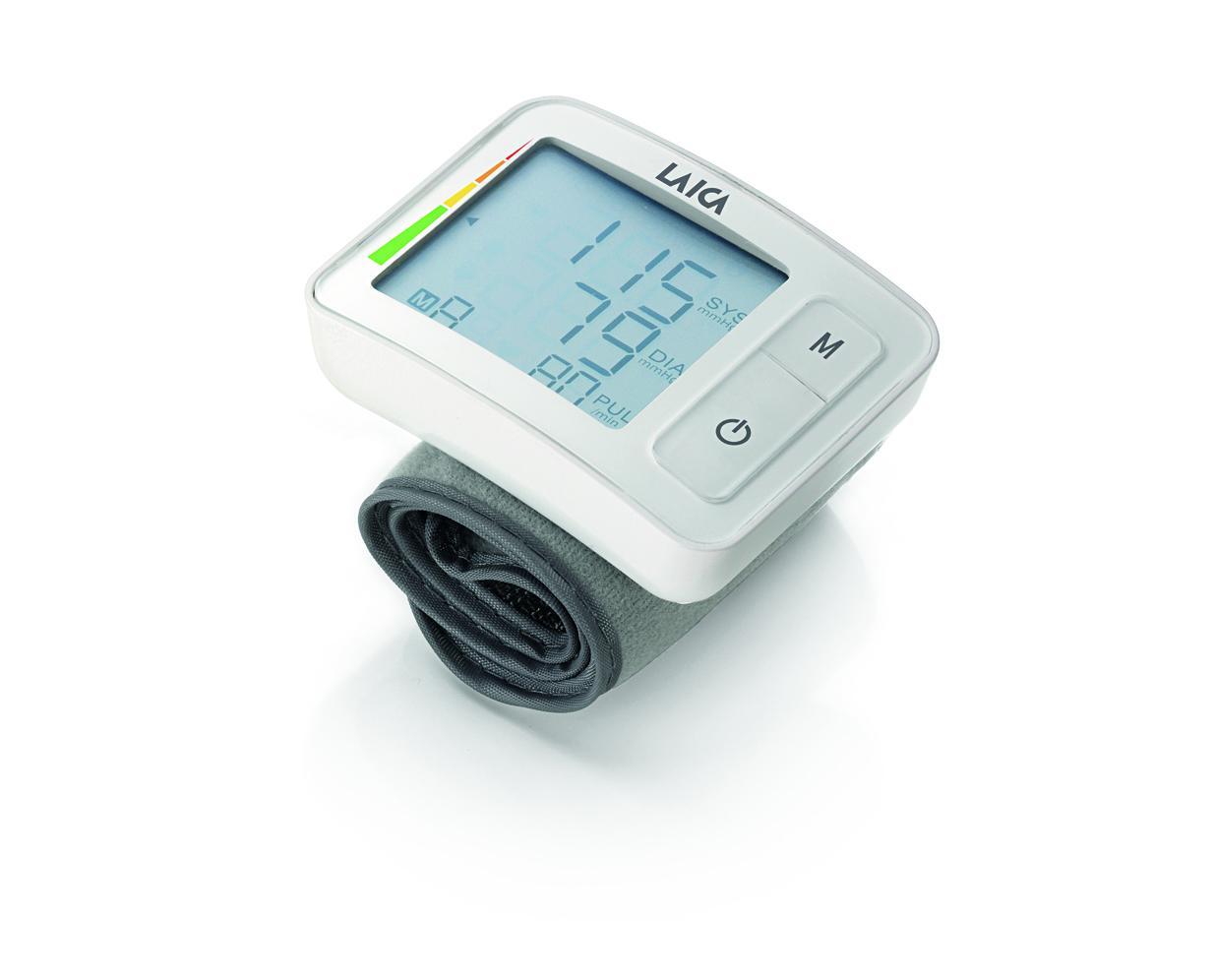 Tensiometru automat de incheietura Laica BM7003 Bluetooth laicashop.ro 2021