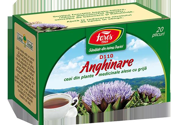 Ceai de anghinare bun pentru slabit – Raport de sănătate