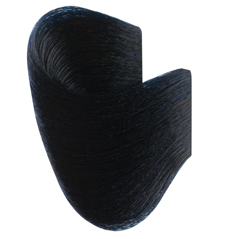 Vopsea De Par Permanenta, Glamour, Blue Black, 120 G imagine produs