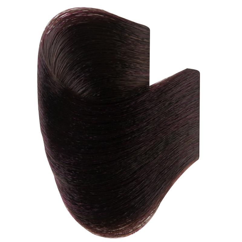 Vopsea De Par Permanenta Glamour, Professional, Nuanta 2.03, Shining Coffee Brown, 120 Ml imagine produs