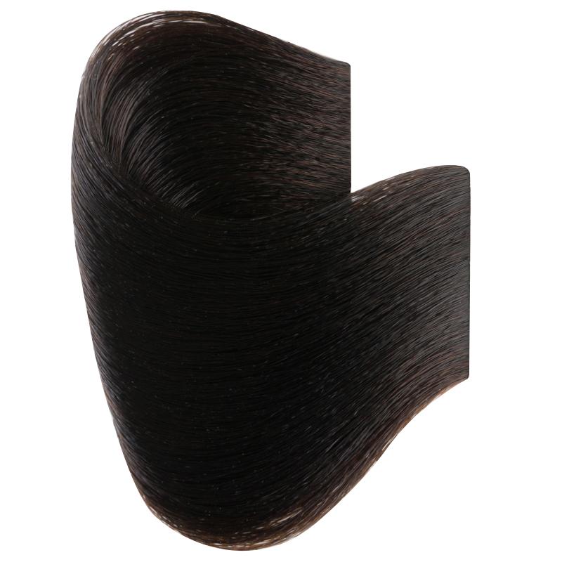 Vopsea De Par Permanenta Glamour, Professional, Nuanta 3.0, Dark Brown, 120 Ml imagine produs