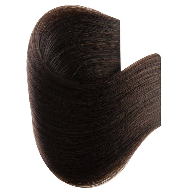 Vopsea De Par Permanenta Glamour, Professional, Nuanta 4.0, Brown, 120 Ml imagine produs