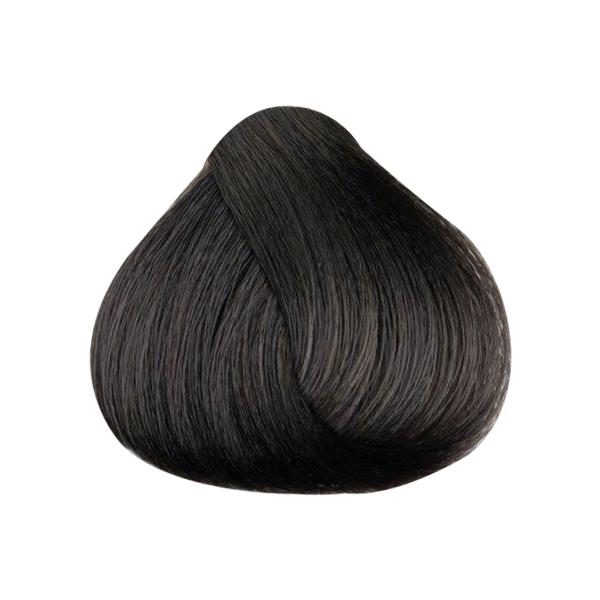 Vopsea De Par Permanenta Glamour, Professional, Nuanta 4.111, Cold Ash Brown, 120 Ml imagine produs