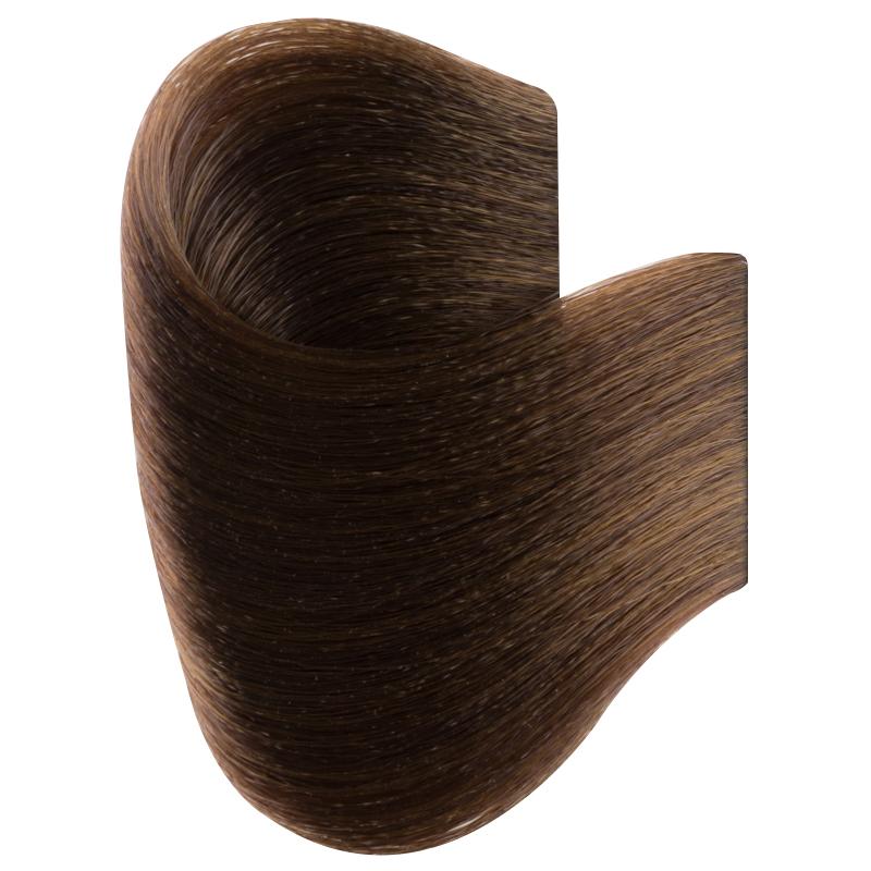 Vopsea De Par Permanenta, Glamour, Light Brown Natural Plus, 120 G imagine produs