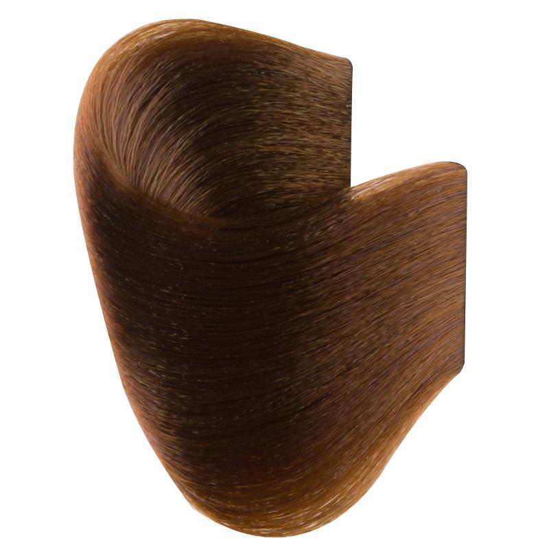 Vopsea De Par Permanenta Glamour, Professional, Nuanta 6.31, Walnut, 120 Ml imagine produs