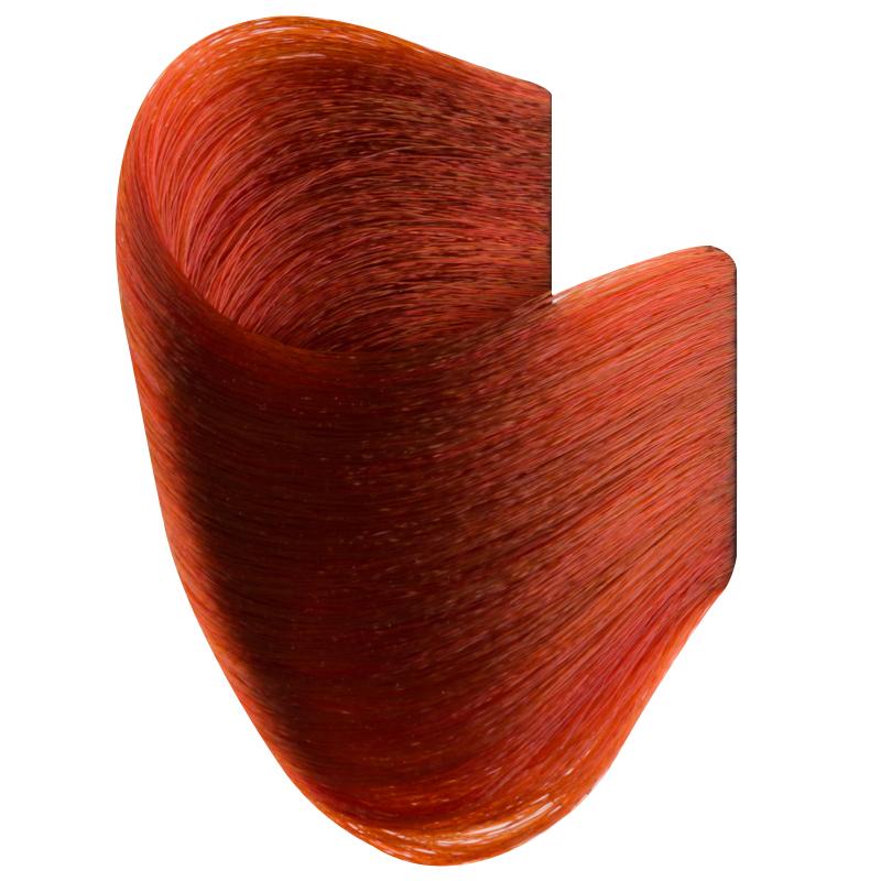 Vopsea De Par Permanenta, Glamour, Orange Red, 120 G imagine produs