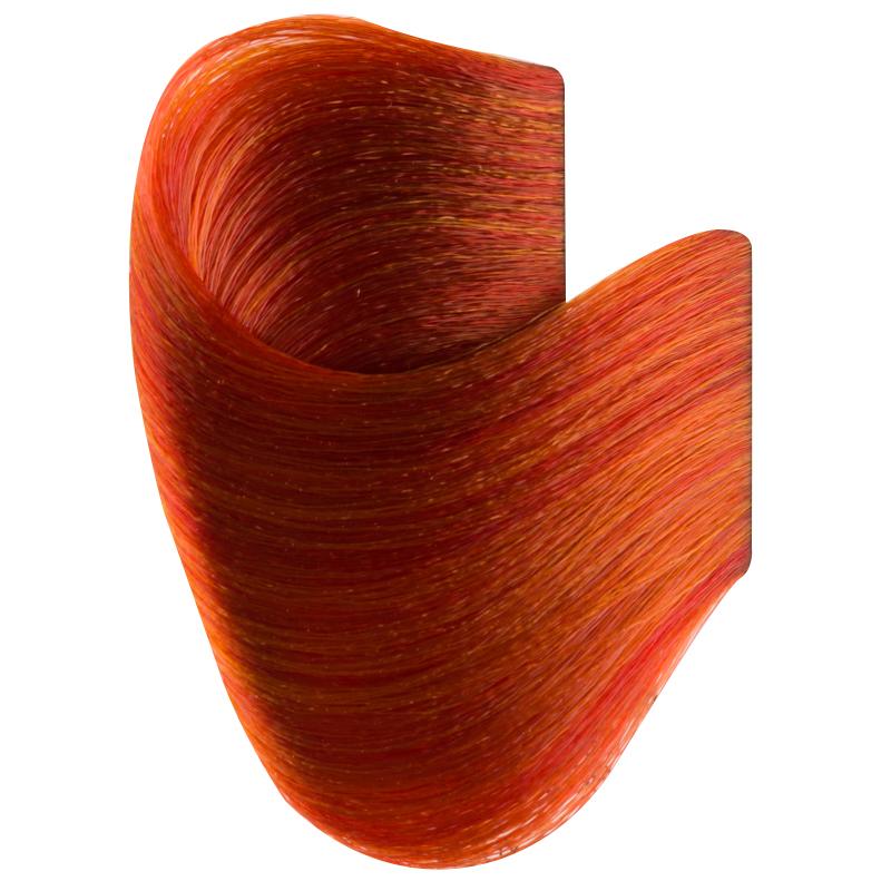 Vopsea De Par Permanenta, Glamour, Light Red Orange, 120 G imagine produs