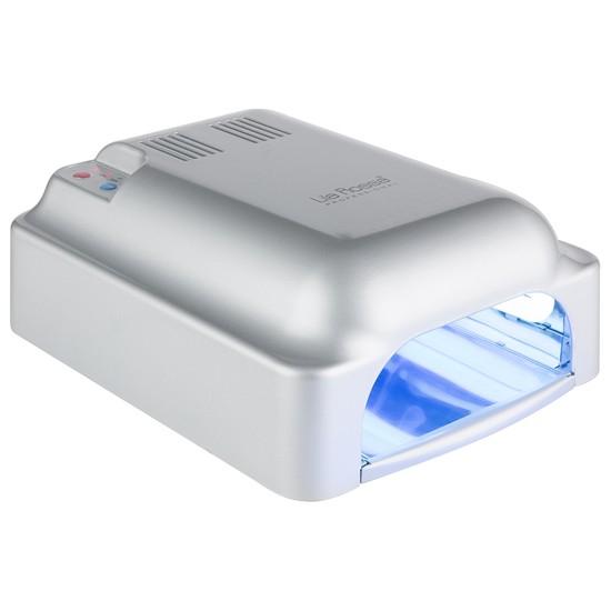 Lampa Uv Pentru Oja Semipermanenta Si Gel, Manichiura Pedichiura, 36 W, Argintie imagine produs