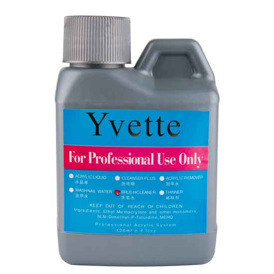 Brush Cleaner Yvette 120ml imagine produs