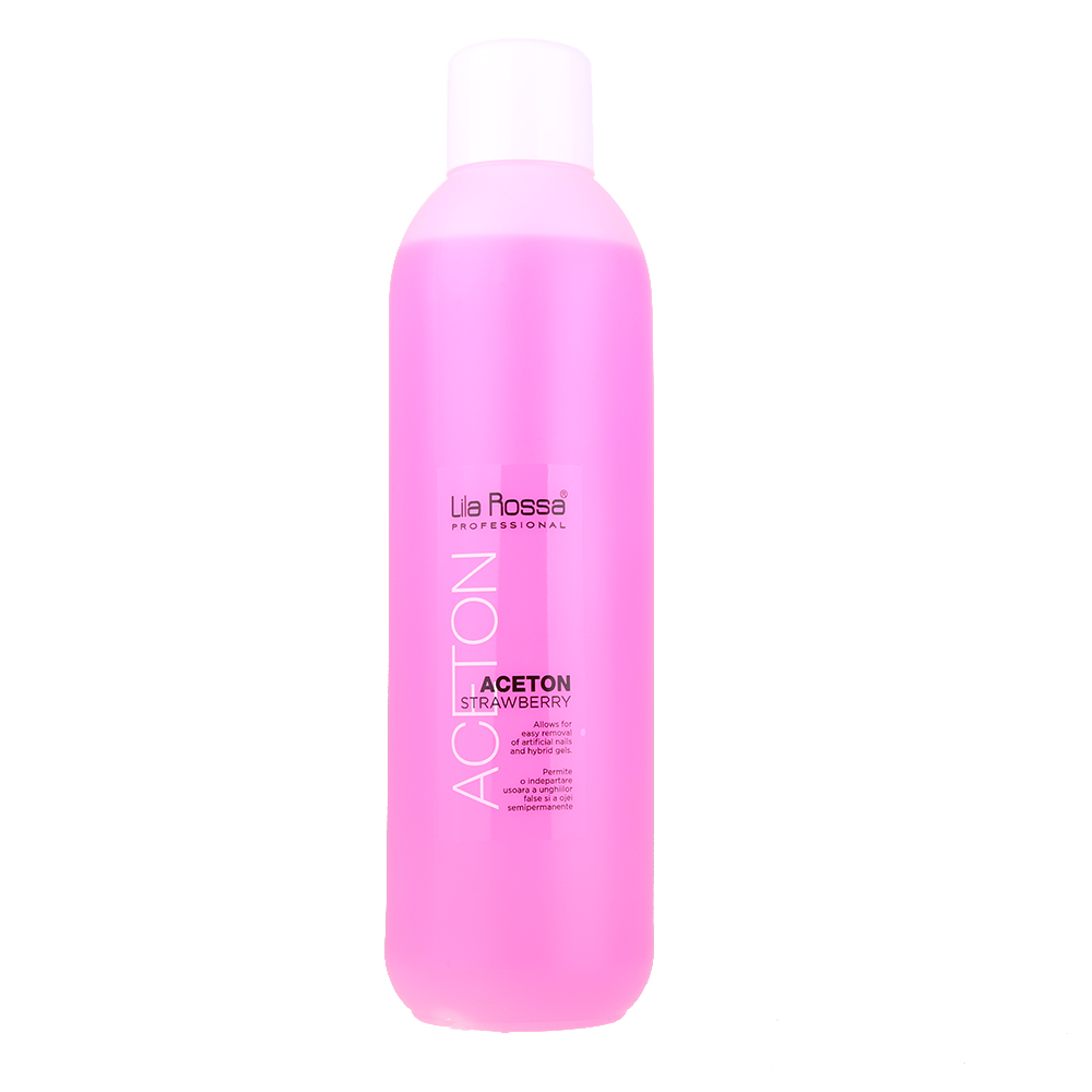 Acetona Lrp 1000ml Strawaberry Pink imagine produs