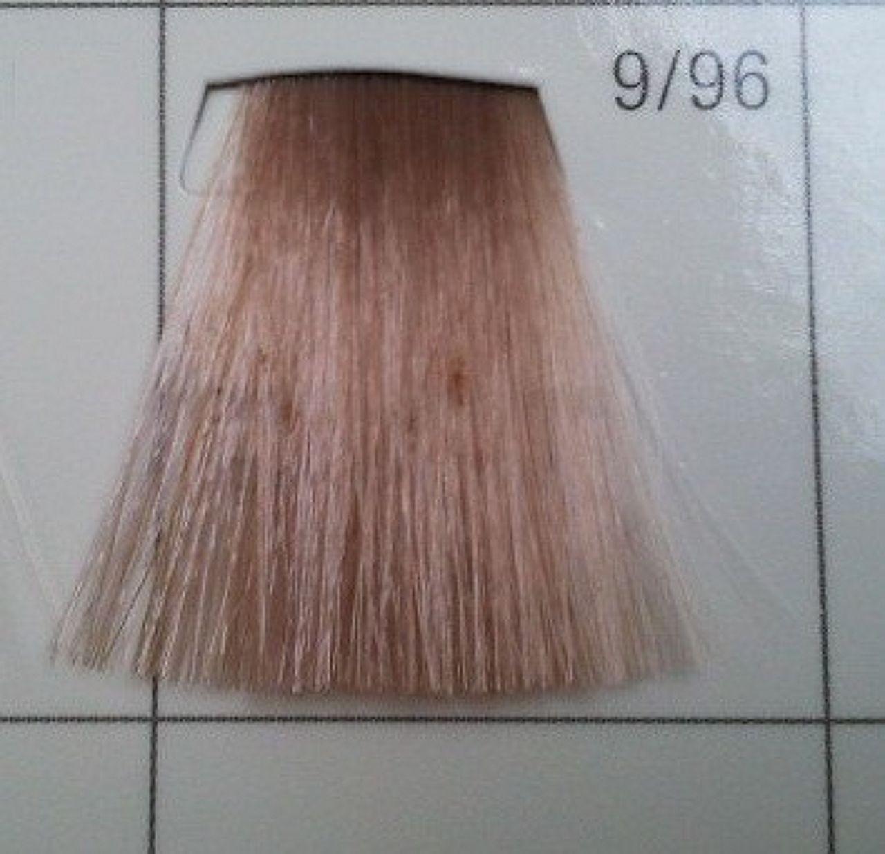 Vopsea De Par Permanenta Wella, Koleston Perfect, Nuanta 9/96, 60 Ml imagine produs
