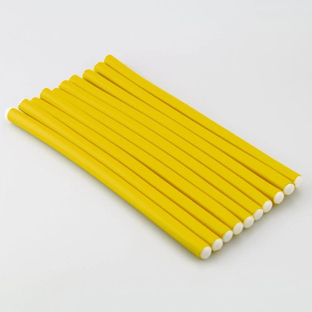 Bigudiuri Flexibile Hq Bm-04 Yellow imagine produs