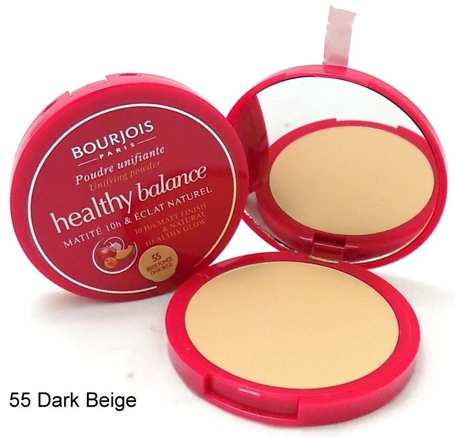 Bourjois Healthy Balance 55 Beige Dark 9g imagine produs