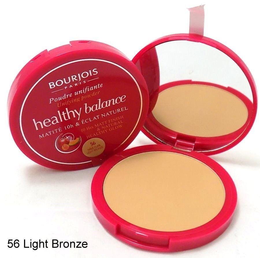 Bourjois Healthy Balance 56 Light Tan 9g imagine produs