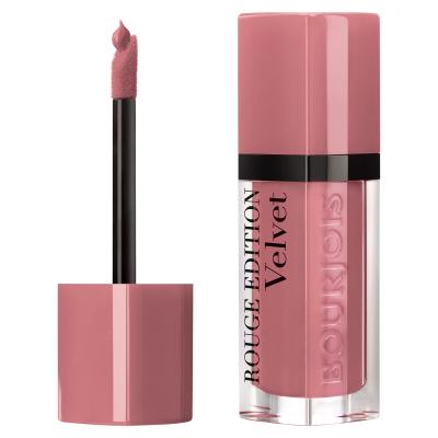 Bourjois Rouge Edition Velvet Mat 09 Happy Nude Year 7,7ml imagine produs