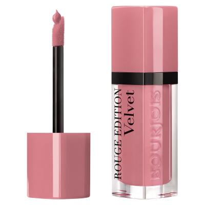 Bourjois Rouge Edition Velvet Mat 10 Dont Pink Of It 7,7ml imagine produs
