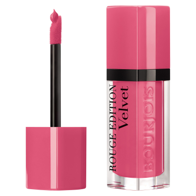 Bourjois Rouge Edition Velvet Mat 11 Hap Pink 7,7ml imagine produs
