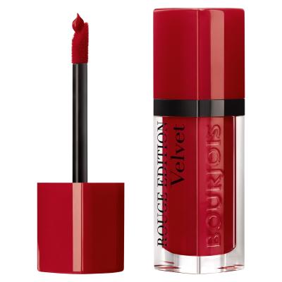 Bourjois Rouge Edition Velvet Mat 15 Red Volution 7,7ml imagine produs