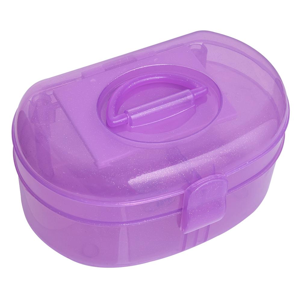 Geanta Cu Oglinda Purple Vibes - Mov imagine produs