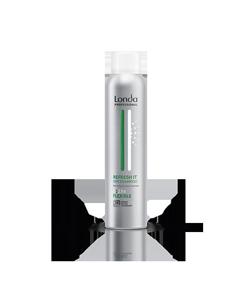 Londa Style Refresh It Dry Shampoo 180ml imagine produs