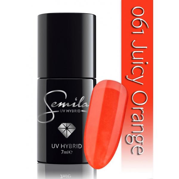 Oja Semi Semilac Juicy Orange 061 imagine produs