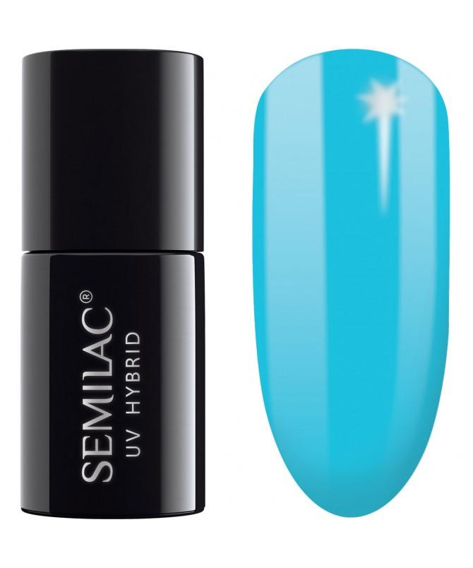 Oja Semi Semilac Pastells Just Blue 269 imagine produs